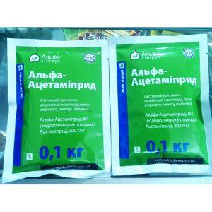 Альфа-Ацетаміприд
